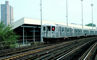 March 11-14 Weekend Suspension on #1 Line In Upper Manhattan and Bronx