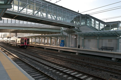 New Fairfield Metro Train Station Opened Monday, December 5: Abundant Parking a Welcome Addition