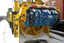 Photo of MTA Snow Thrower