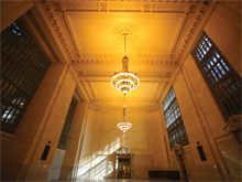 Photo of GCT Terminal Interior