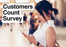Customers Count Survey