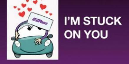 E-Zpass Stuck On You